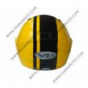 Каска VR1 J1-V #2 жълто/черно S к. 3086