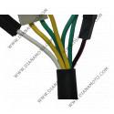 Статор MINARELLI AM6 Derbi Senda 60W бобини 1+5 ф 82 мм 7 кабела к. 8226