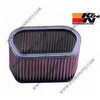 Въздушен филтър K&N YA 1098 к. 5-15