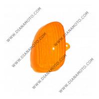 Стъкло за мигач MBK Ovetto Yamaha Neos 50 заден ляв оранжев к. 5382