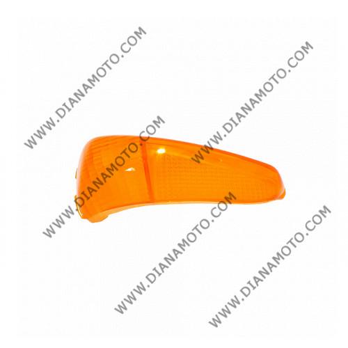 Стъкло за мигач Gilera Runner 50 заден десен оранжев к.5500