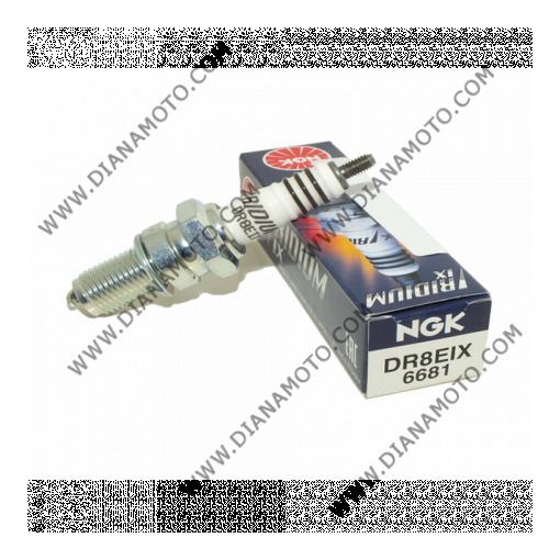 Свещ NGK DR8EIX 6681 к. 6421