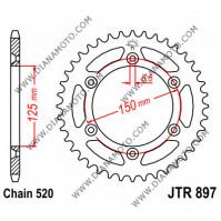 Зъбчатка задна JTR 897 - 38 к. 7773