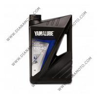 Масло Yamalube Морско 4T 10W40 Полусинтетика 4 литра k. 27-149