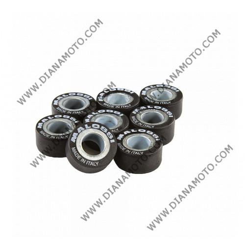 Ролки вариатор Malossi 26x12.8 мм 21 грама 8 броя 6611367.L0 к. 4-131