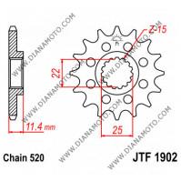 Зъбчатка предна JTF 1902 - 14 = 4021.14 CHT к. 1928