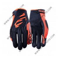 Ръкавици Five MXF3 черно-оранжеви M k. 3784