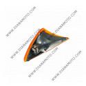 Стъкло за мигач Peugeot Speedfight 50 1/2 преден десен оранжев цял к. 5430