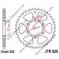 Зъбчатка задна JTR 820 - 42 к. 2012