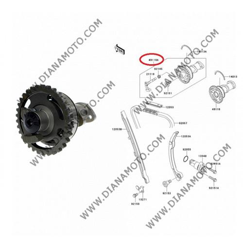 Разпределителен вал Kawasaki KX 250 04-05 OEM 49118-0069