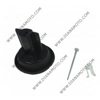 Мембрана за карбуратор с шибър GY6 50 139QMB за карбуратор Walbro k. 3-1002