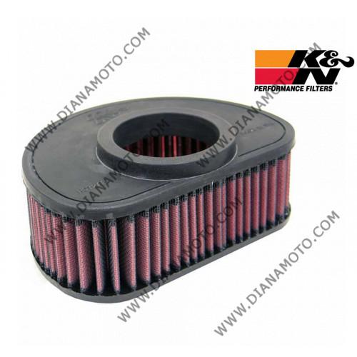Въздушен филтър K&N KA 1603 к. 5-35