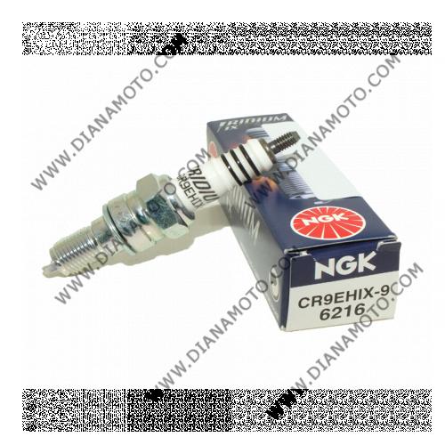 Свещ NGK CR9EHIX-9 6216 к. 6419