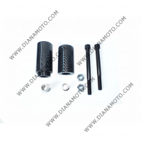 Тапи предпазни за рама Kawasaki ZX7-R 1996-2006 карбон к. 9028