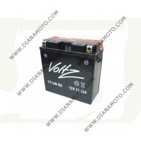 Акумулатор  YT14B-BS (YT14B-4) Voltz к. 6893