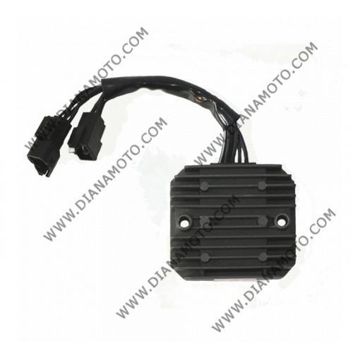 Реле зареждане SUZUKI SV650 02-09 SV1000 03-07 DL650 04-07 VL800 7 кабела к. 8312
