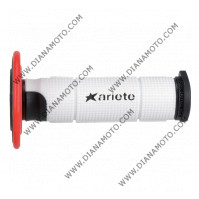 Дръжки Ariete 02614-BNR Trinity бяло-черно-червено 125 мм к. 6793