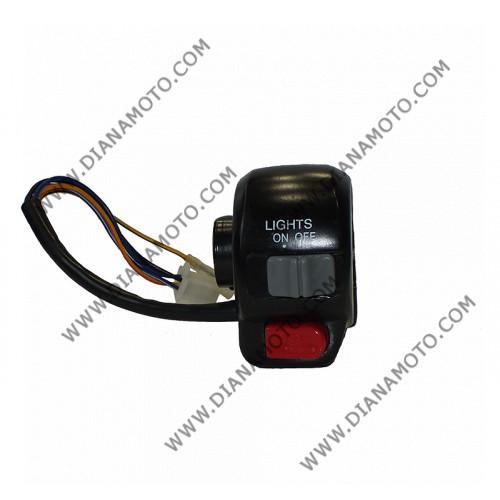 Електрически пакет десен Yamaha BWS 100 к. 1607