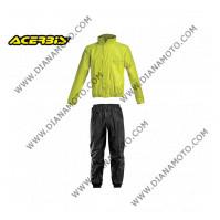 Дъждобран Acerbis черно-жълт 16428.318 размер XXL к. 5241