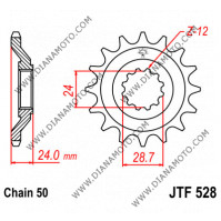 Зъбчатка предна JTF 528 - 17 к. 7100