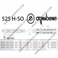 Верига Ognibene 525 H-SO G&G - 124L к. 41-55
