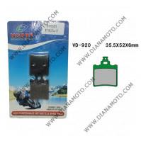 Накладки VD 920 EBC FA337 FA60 FERODO FDB694 LUCAS MCB552 NHC O7012 AK150 Органични k. 3-955
