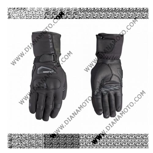 Ръкавици Voras Черни Nordcode 2XL к. 2903