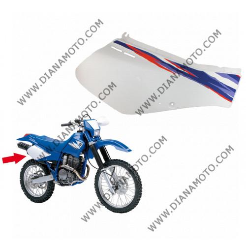 Пластмаса под седалка дясна Yamaha TTR 250 к. 1414