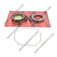 Съединител комплект TRW Honda CBR 600 F 1991-1998 CB 600 F Hornet 1998-2006 CBF 600 2004-2007 MSK206 к. 28-72