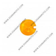 Стъкло за мигач оранжев чопър к. 3382