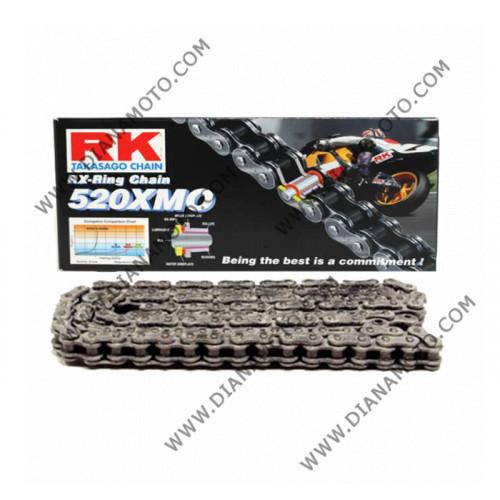 Верига RK 520 XMO - 114L RX-ring к. 2075