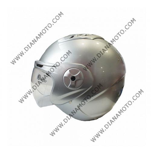 Каска VR1 J1-V Deluxe сива M к. 3069