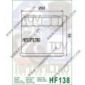 Маслен филтър HF138C хром к. 11-255