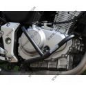 Ролбари Honda CBF500 черни долни RDM-CF61KD