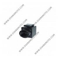 Реле мигачи 12.8V 23/21 WX2+3 4W LED 3 пина к. 16-72