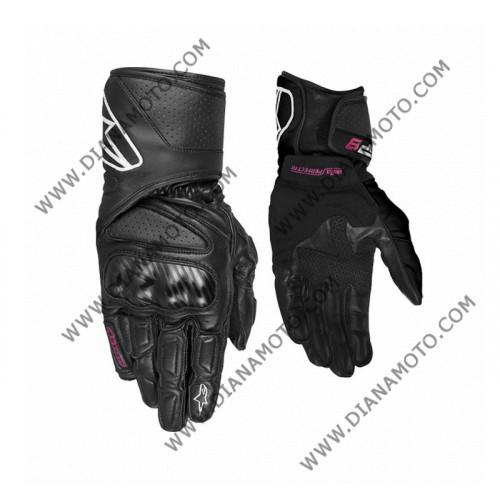 Ръкавици ALPINESTARS STELLA SP-8 Дамски Черни S к. 2975