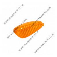 Стъкло за мигач Gilera Runner 50 преден ляв долен оранжев к. 5155