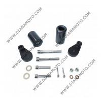 Тапи предпазни за рама Honda CBR1000 RR 06-07 карбон к. 8996
