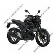 Yamaha MT-125 Tech Black 2020