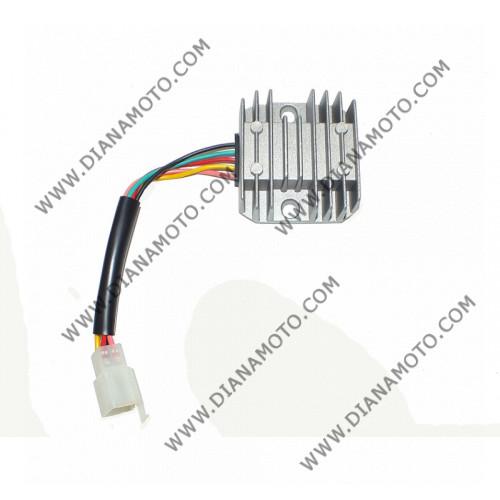Реле зареждане GY6 125 Honda XL 250 5 кабела к 6135