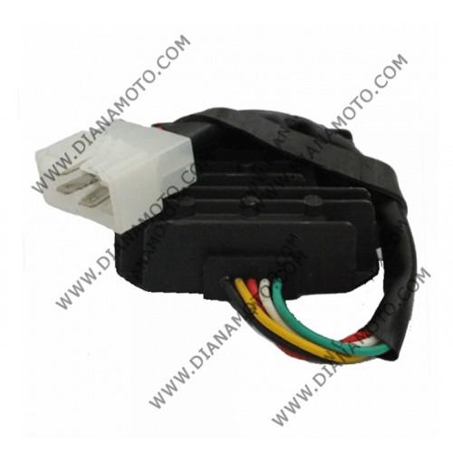 Реле зареждане GY6 125 5 кабела к. 3-263