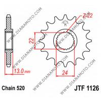 Зъбчатка предна JTF 1126 - 16 к. 7127