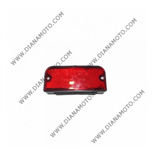 Стъкло за стоп Piaggio Ciao 50 червен к. 8938