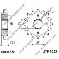 Зъбчатка предна JTF 1042 - 14 к. 7124