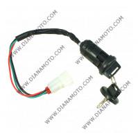 Ключалкa за запалване ATV Kymco 4 кабела к. 899
