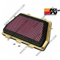Въздушен филтър K&N HA 1008 к. 5-53