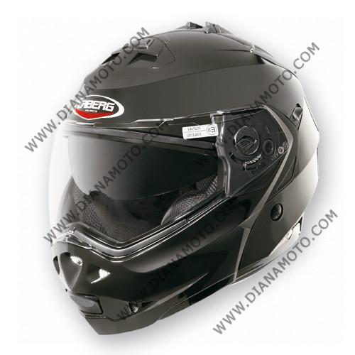 Каска Caberg Duke Black Smart размер XS к. 3055