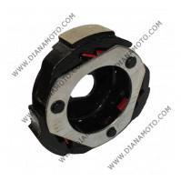 Съединител центробежен Kymco GY6 125-150 RACING равен на код RMS 100360160 за камбана ф 125 мм к. 3-189