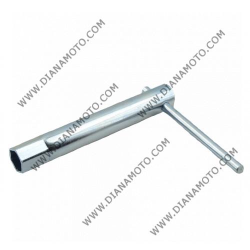 Ключ за свещи 16x150 мм к. 10081