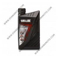 Масло Yamalube 4T 10W40 Полусинтетика 1 литър к. 27-5